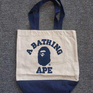 A BATHING APE Bape Tote Bag